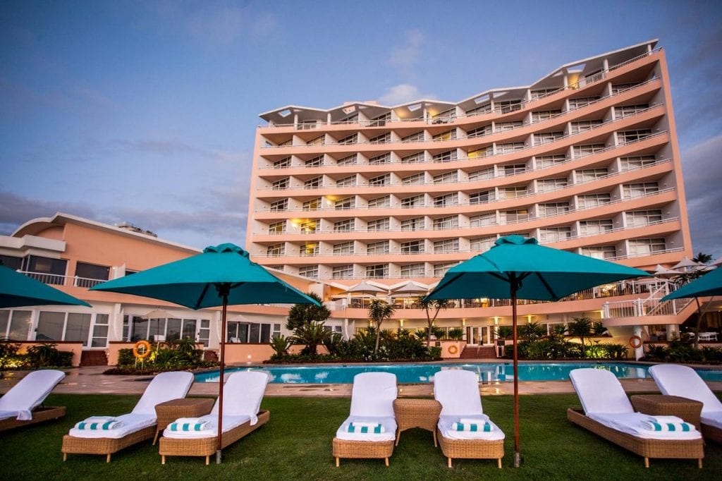 Beverly Hills Hotel Umhlanga Durban booking via Hotel Bookings Durban